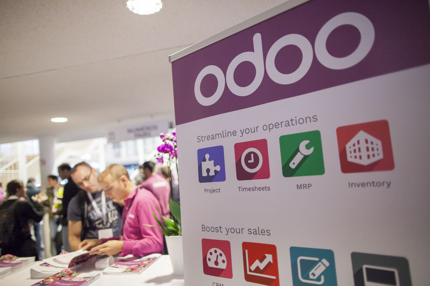 Odoo 12 Tour | Nisus Solutions